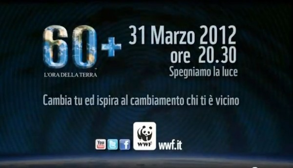 logo Ora della Terra 2012