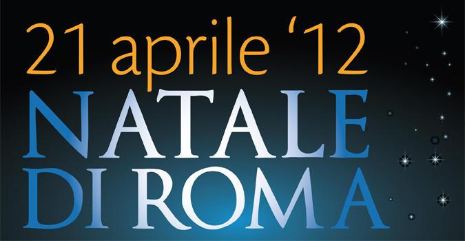 Roma compie 2765 anni