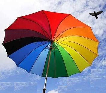 arcobaleno contro omofobia