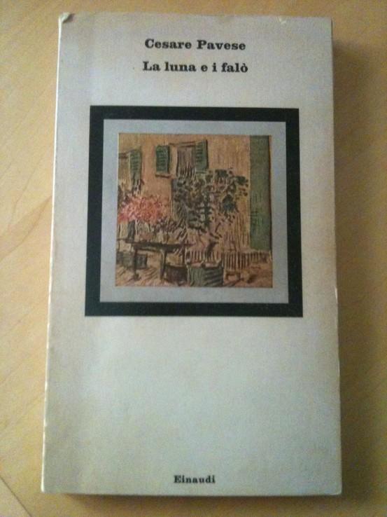 copertina della mia copia del romanzo