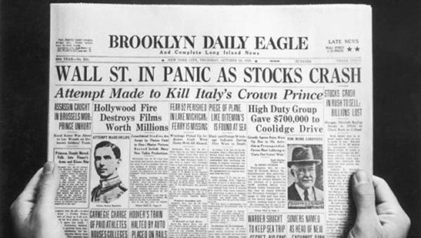 crack del '29