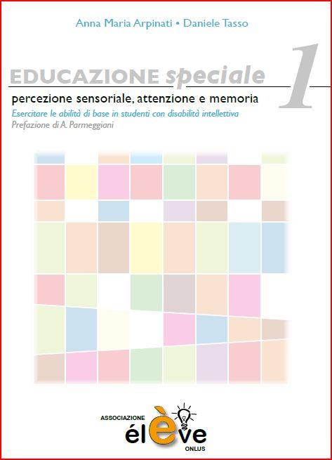 copertina testo Educazione speciale