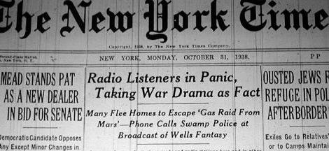 NYT War Drama