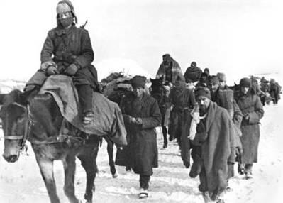 Soldati nella neve