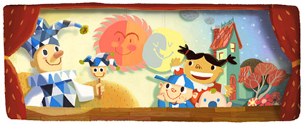 doodle di Google dedicato al Childrens Day