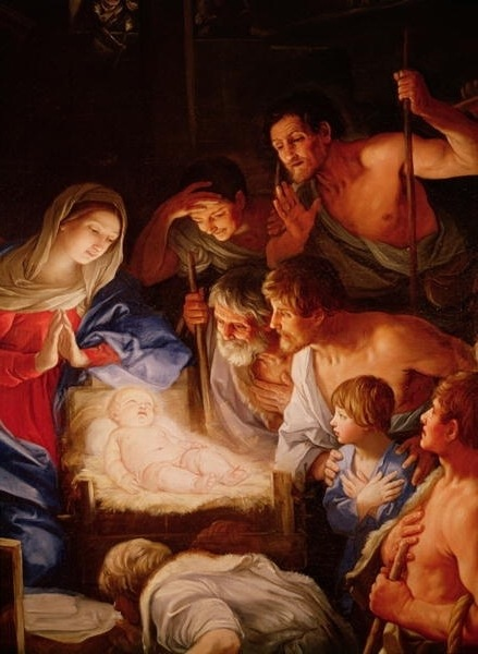 Natività di Guido Reni