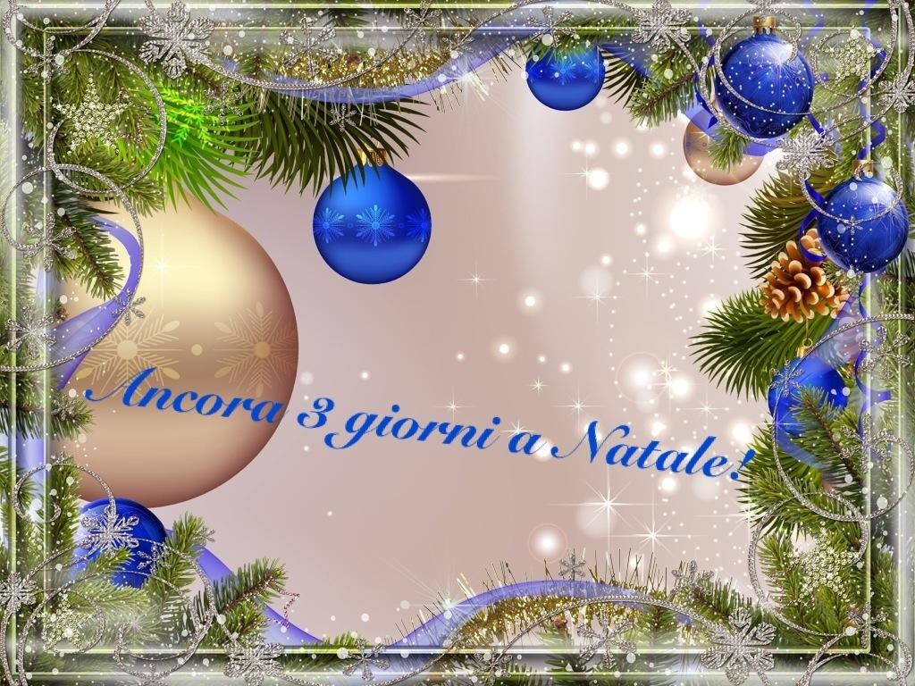 3 giorni a Natale