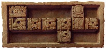 End of the Mayan calendar