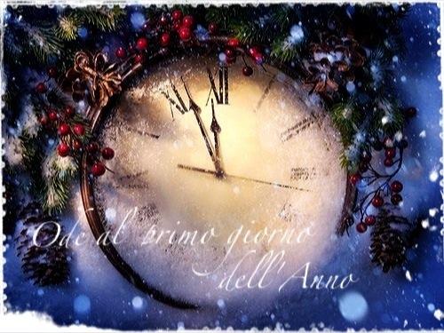 Ode al primo giorno dell'Anno