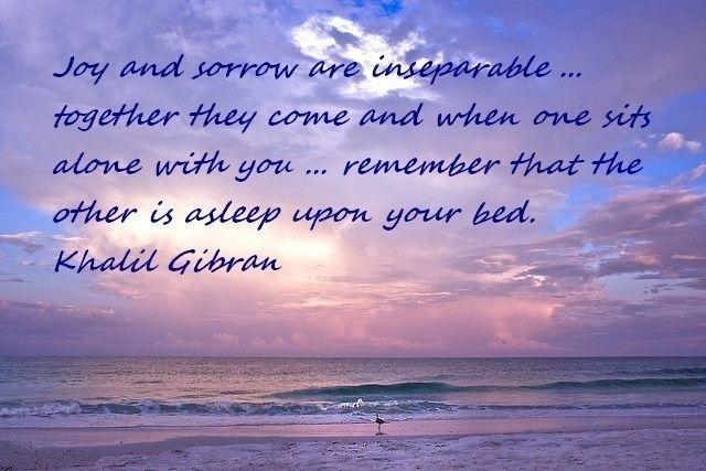 frase di K. Gibran