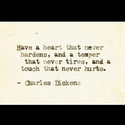 aforisma Charles Dickens