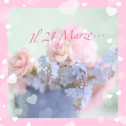 fiori e 21 Marzo