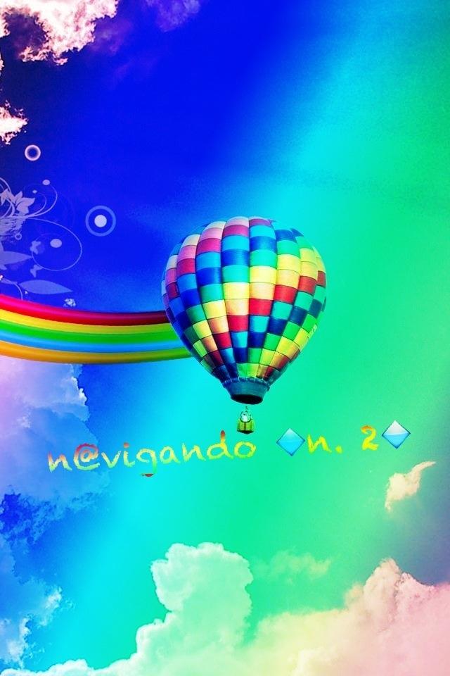 mongolfiera n@vigando