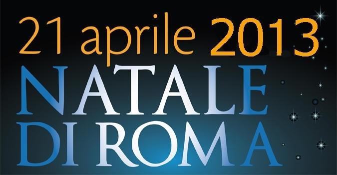 Roma compie 2766 anni