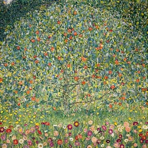 Il melo di Gustav Klimt