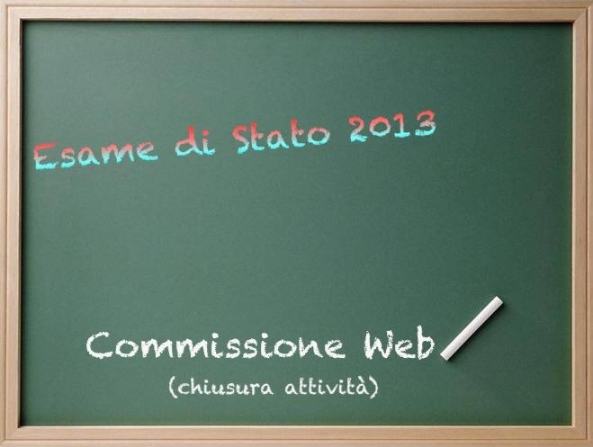 Commissione Web