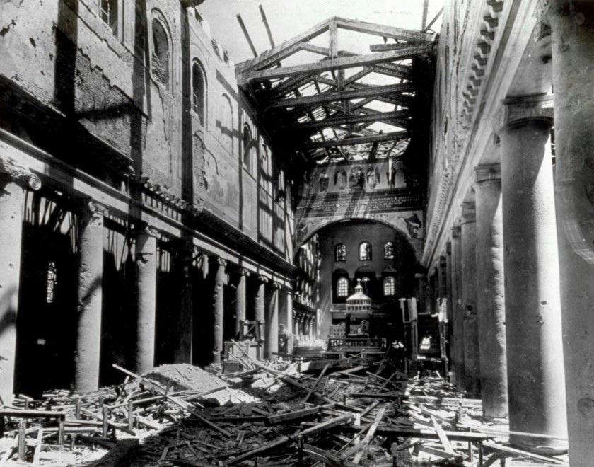 bombardamento di San Lorenzo a Roma