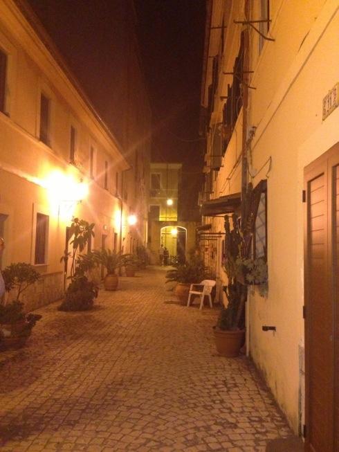 Vicolo Rappini ~ Terracina