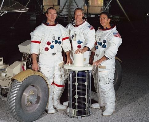equipaggio Apollo 15
