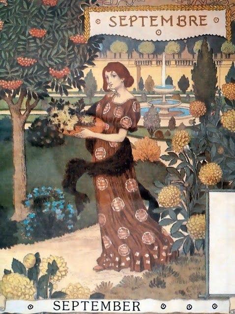 La Belle Jardiniere – Septembre