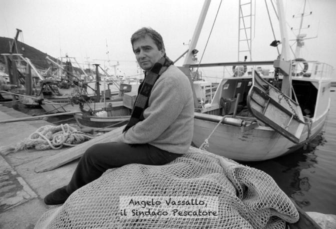 Angelo Vassallo, sindaco di Pollica