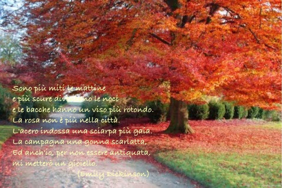 poesia di Emily Dickinson