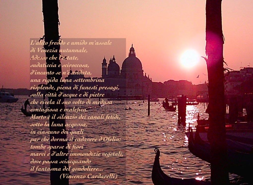 poesia di Vincenzo Cardarelli