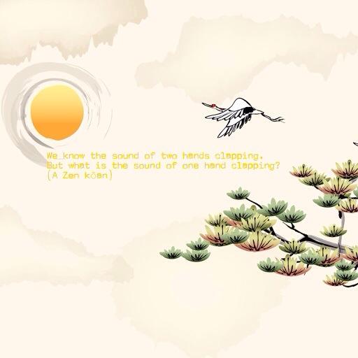 a Zen koan