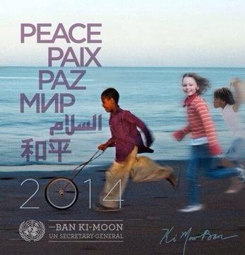 Gli Auguri di Ban Ki-moon - Pace