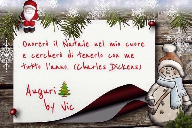Buon Natale con Charles Dickens