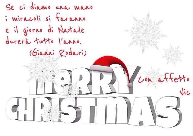 Buon Natale con Gianni Rodari