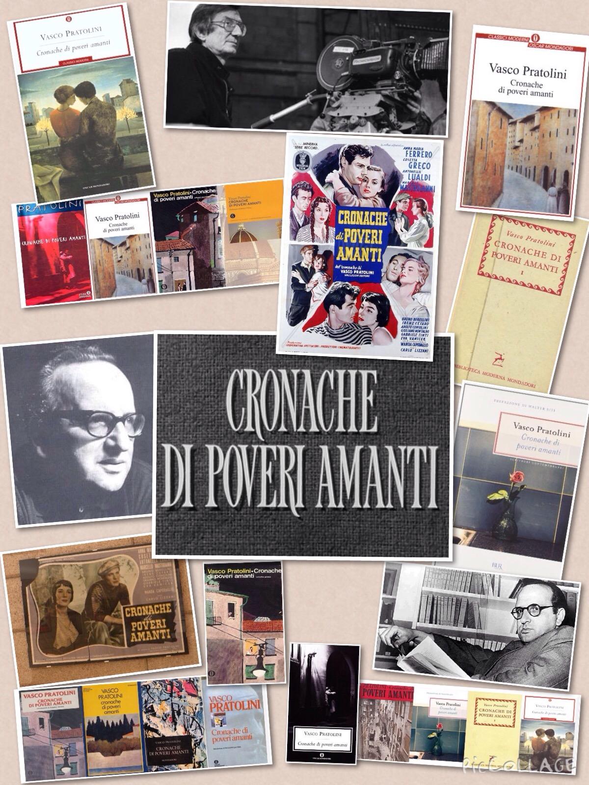 Vasco Pratolini, Cronache di poveri amanti